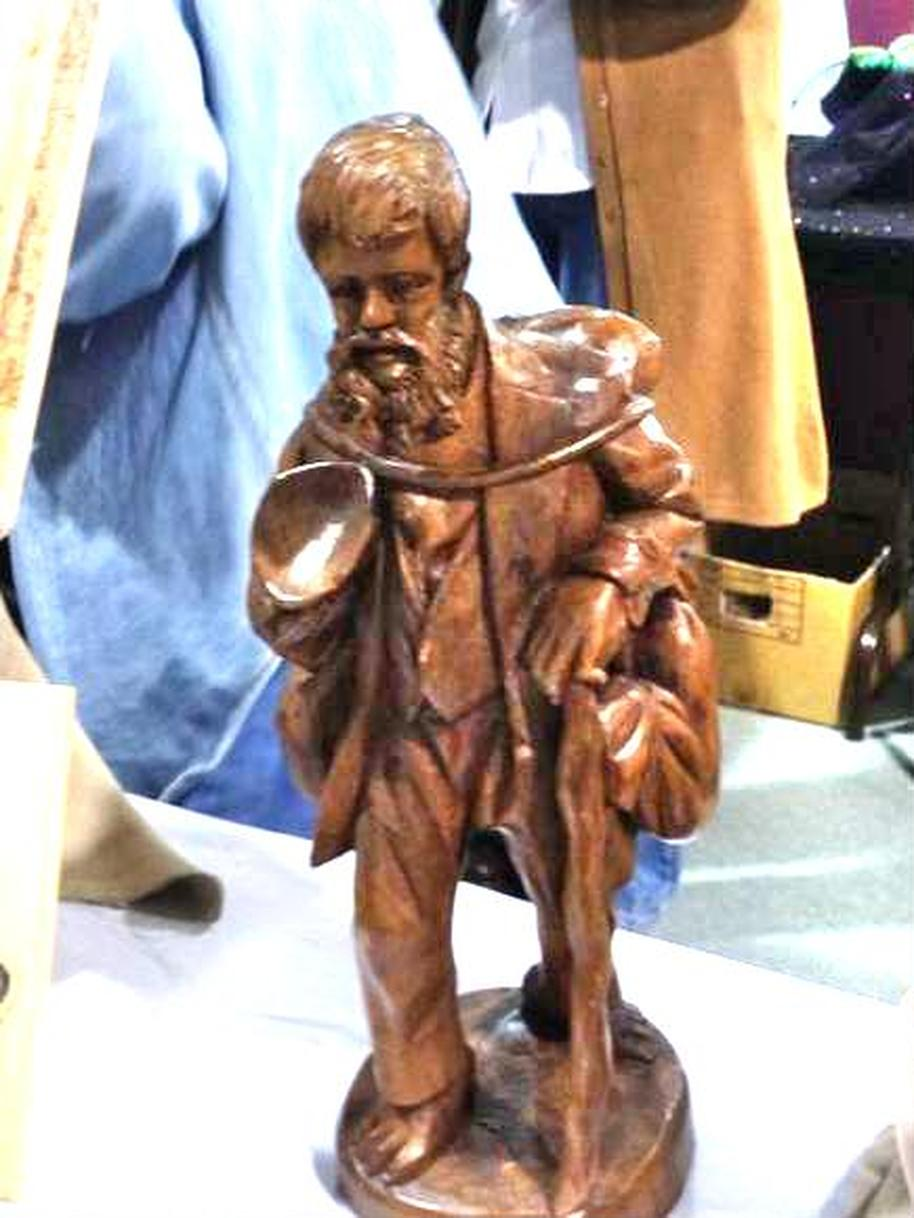 Calusa carving show pictures by suzan mattix